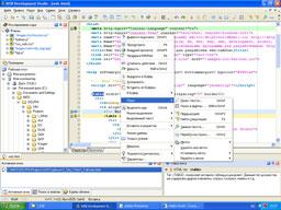 Web Development Studio - студия для разработки web-сайтов: скриншот #1